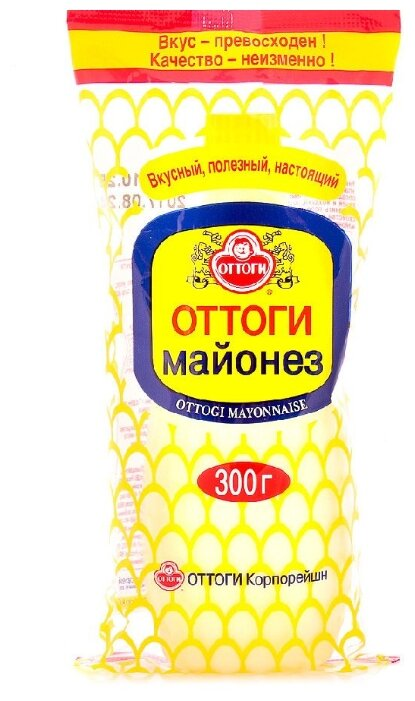 Майонез Ottogi Золотой 78.5%