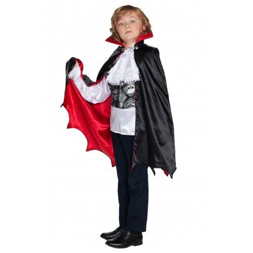 Купить Костюм ВКостюме.ру Вампир (1027645), черный, размер 140, Карнавальные костюмы