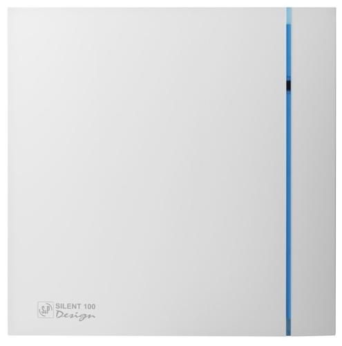 Характеристики модели Вытяжной вентилятор Soler & Palau SILENT-100 CHZ DESIGN 8 Вт на Яндекс.Маркете