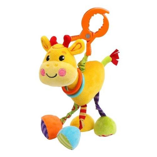 Купить Подвесная игрушка Жирафики Жирафик (939711) желтый, Подвески