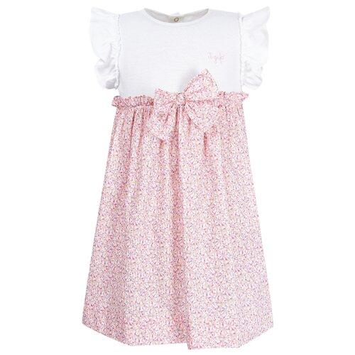 Платье Il Gufo размер 74, розовый