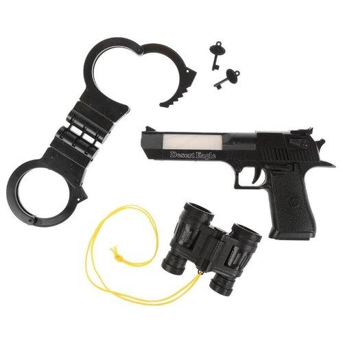 Игровой набор Yako M0326-1, Полицейские и шпионы  - купить со скидкой