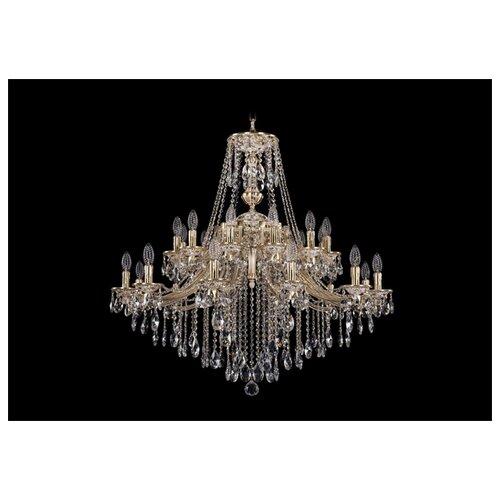 Люстра Bohemia Ivele Crystal 1771 1771/24/342/B/GW, E14, 960 Вт люстра bohemia ivele crystal 1771 12 340a gw