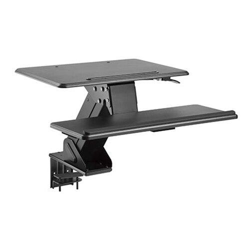 Фото - Кронштейн на стол ABC Mount STANDWORK-102 black профессиональное настенное крепление для видеостен abc mount wallpro 50 black