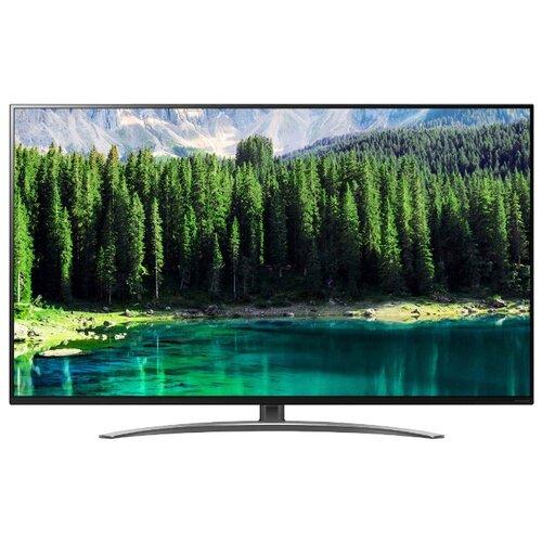 Фото - Телевизор NanoCell LG 55SM8600 55 (2019) алюминий/черный телевизор