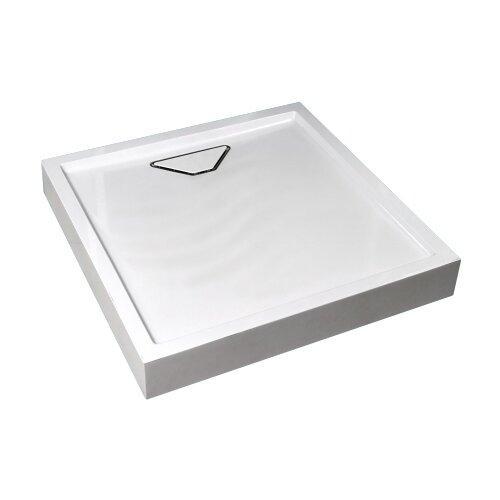 цена на Душевой поддон WELTWASSER WFS 100 x 100 белый слив