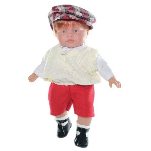 Кукла Lamagik Диего в красных бриджах и берете, 35 см, 35034C
