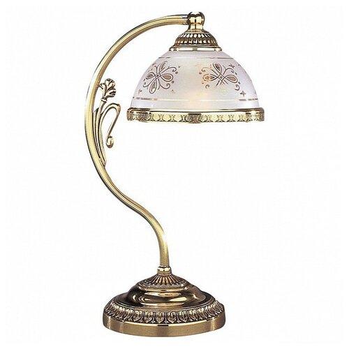 Настольная лампа Reccagni Angelo P 6102 P, 60 Вт настольная лампа reccagni angelo p 6358 p 60 вт