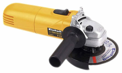 УШМ Einhell BWS 125-850-1, 850 Вт, 125 мм