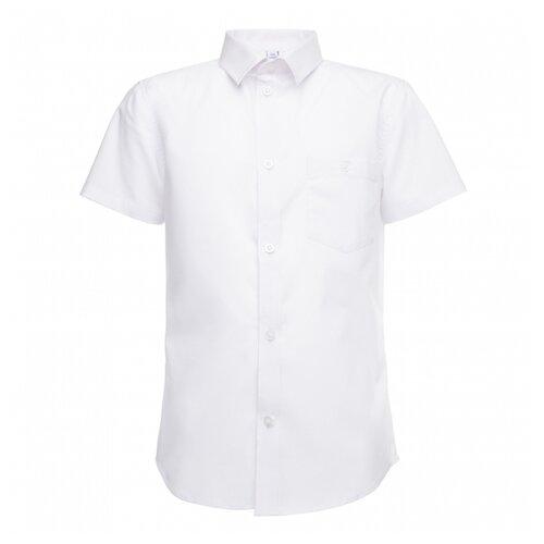 Купить Рубашка playToday размер 152, белый, Рубашки