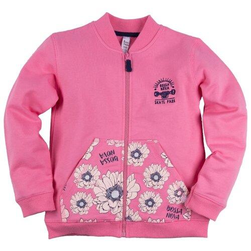 Купить Олимпийка Bossa Nova размер 134-140, розовый, Толстовки