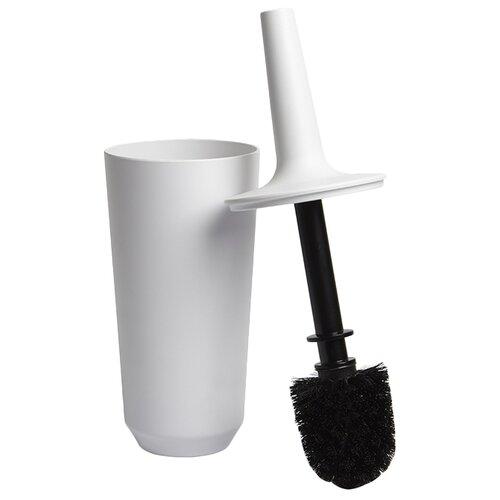 Ершик туалетный Umbra Corsa белый недорого