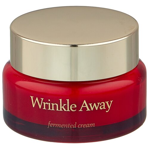 The Skin House Wrinkle-Away Fermented Cream Ферментированный крем для лица с экстрактом красного женьшеня, 50 мл