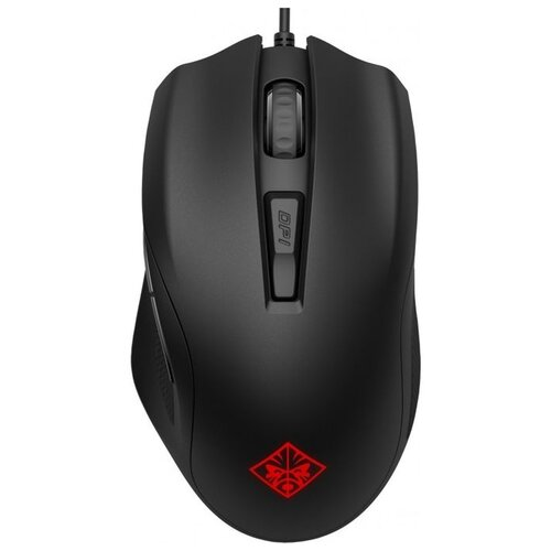 Мышь HP OMEN Mouse 400 3ML38AA Black USB черный мышь hp essential usb mouse 2tx37aa 2tx37aa