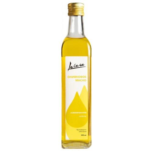 La Casa Масло оливковое рафинированное 0.5 л de cecco масло оливковое рафинированное 1 л