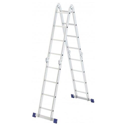 Лестница трансформер 4-секционная Сибртех 97882 фото