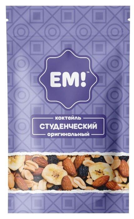 Смесь орехов, сухофруктов и цукатов ЕМ! Коктейль Студенческий Оригинальный 150 г