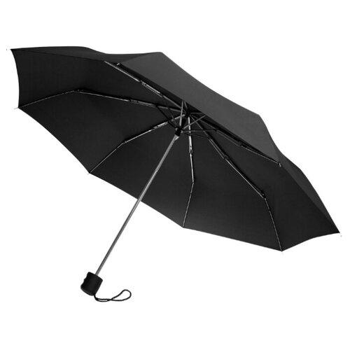 Зонт механика Unit Basic 5527 черный зонт unit basic green apple