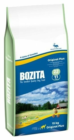 Корм для собак Bozita для здоровья кожи и шерсти 5 кг