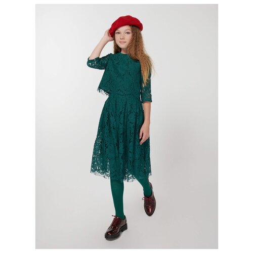 Купить Платье Смена размер 164/84, зеленый, Платья и сарафаны