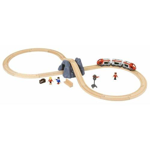 Купить Brio Стартовый набор А , 33773, Наборы, локомотивы, вагоны