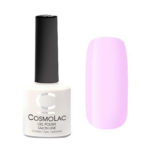Купить Гель-лак для ногтей CosmoLac Вдохновляюсь Моне, 7.5 мл, оттенок 110 французская лилия