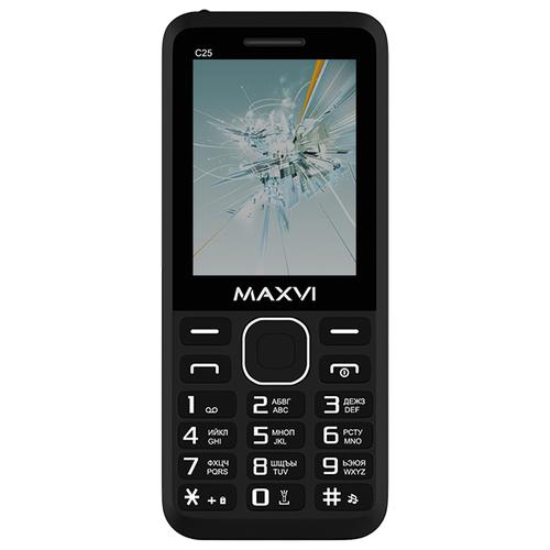 Купить Телефон MAXVI C25 черный