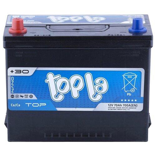 Автомобильный аккумулятор Topla Top JIS 118970 topla аккумулятор легковой topla top jis 45 ач о п b19l