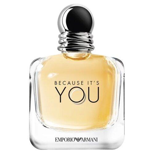 Парфюмерная вода ARMANI Emporio Armani Because It's You, 100 мл недорого