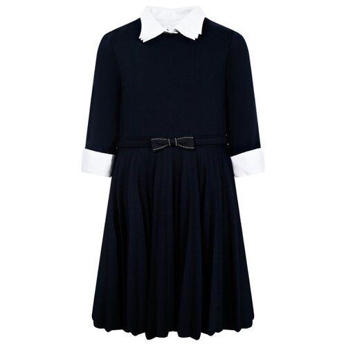 Платье Lapin House размер 152, синий