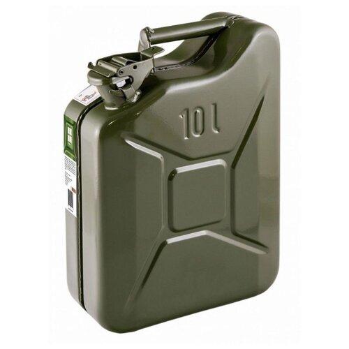 Канистра OKTAN Премиум А6-01-02, 10 л, зеленый