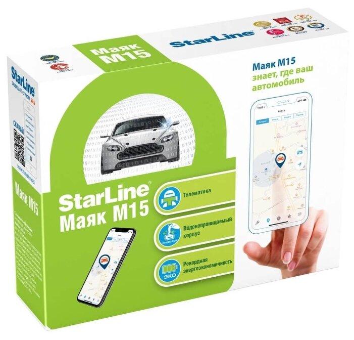 GPS-трекер StarLine M15