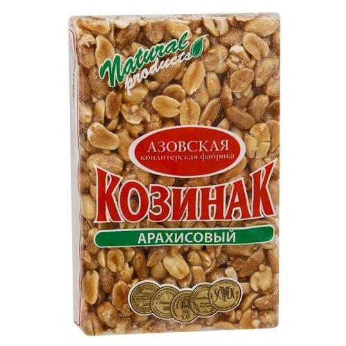 Козинак Азовская кондитерская фабрика Арахисовый 170 г