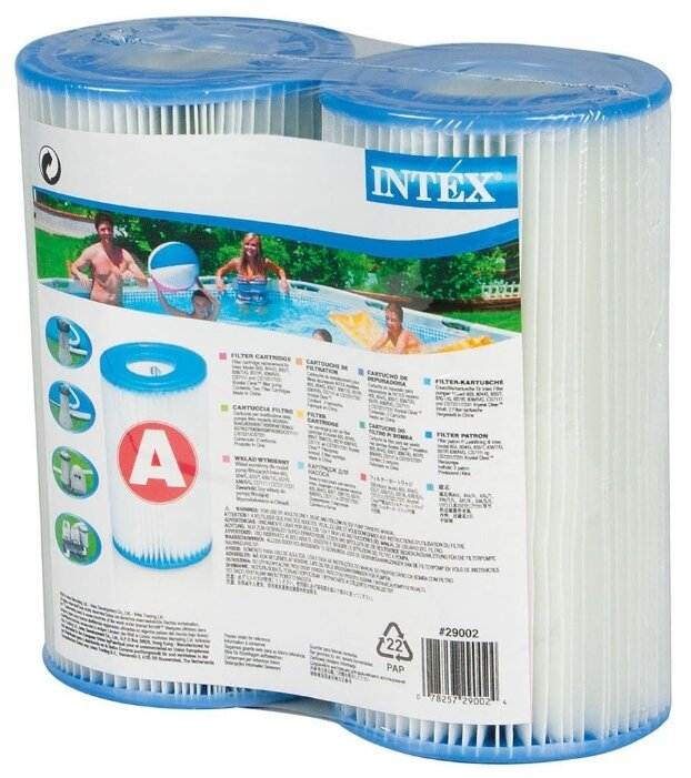 INTEX Фонтан-разбрызгиватель с цветной LED подсветкой 28089