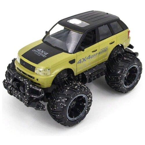 Купить Машинка на пульте управления Crazon CR-17MUD02B Монстр 1/14 2WD электро - Crazon 4x4 Off-road, Радиоуправляемые игрушки
