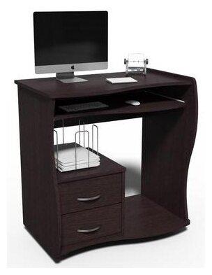 Компьютерный стол Фабрика мебели JAZZ КС-11 — цены на Яндекс.Маркете