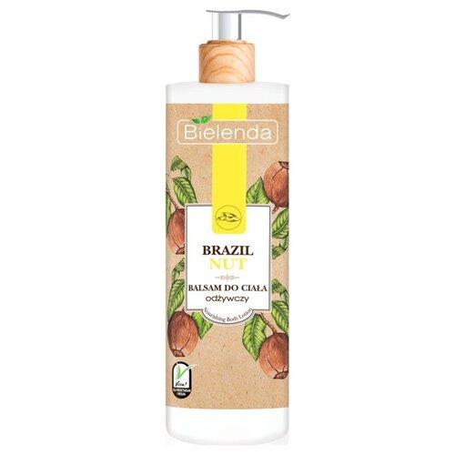 Бальзам для тела Bielenda Brazil Nut питательный, 400 мл