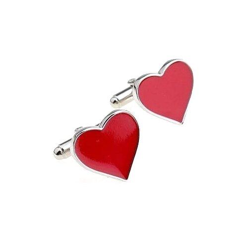 OTOKODESIGN Запонки Красное Сердце (51793) головоломка сердце красное 90012
