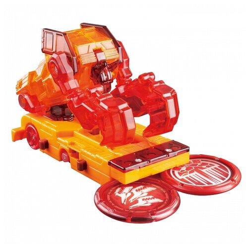 Купить Трансформер РОСМЭН Дикие Скричеры. Линейка 5. Фрэкчур (37757) красный, Роботы и трансформеры