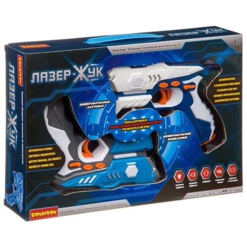 Купить Набор BONDIBON Лазер-Жук (ВВ3996), Игрушечное оружие и бластеры