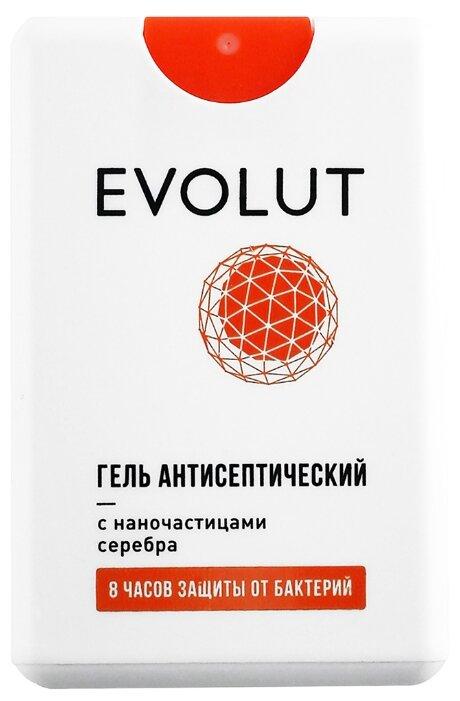 Гель для рук Evolut антисептический с наночастицами