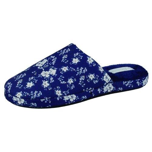 Тапочки ROMA TOP W468 De Fonseca синий 40/41 (De Fonseca)Домашняя обувь<br>