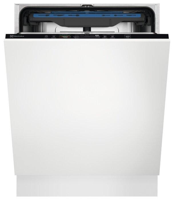 Встраиваемая посудомоечная машина Electrolux EMG 48200 L фото 1