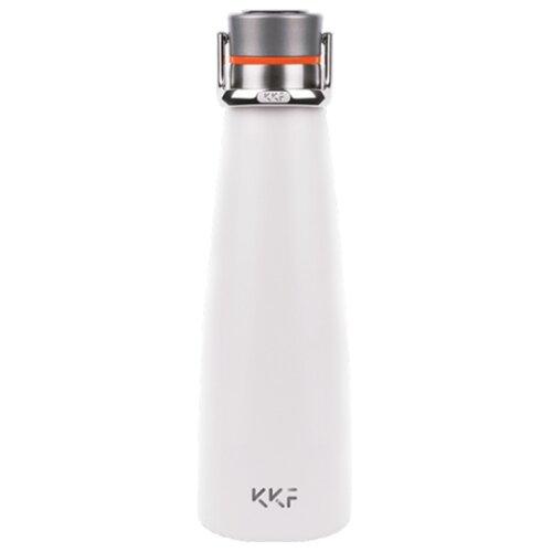 Термос Xiaomi KKF Smart Vacuum Bottle с OLED-дисплеем 475мл Белый