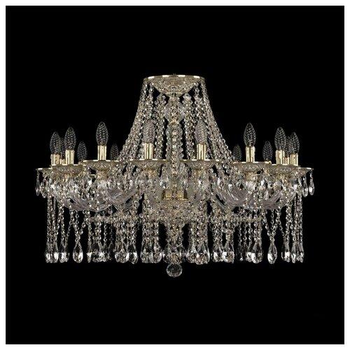 Люстра Bohemia Ivele Crystal Ivele Crystal 16113/16/300 GW, E14, 640 Вт люстра bohemia ivele crystal 1771 12 340a gw