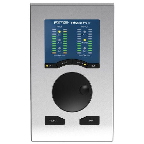Внешняя звуковая карта RME Babyface Pro FS