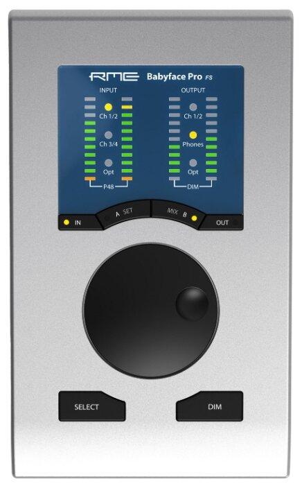 Внешняя звуковая карта RME Babyface Pro FS — купить по выгодной цене на Яндекс.Маркете