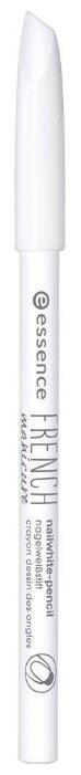Карандаш отбеливающий Essence Nail White Pencil