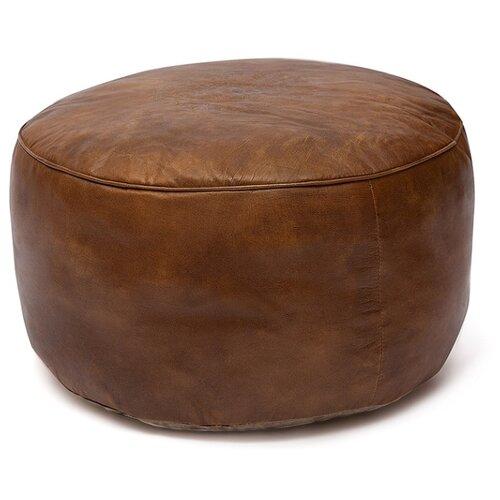 Пуфик TetChair Secret De Maison Selby натуральная кожа коричневый