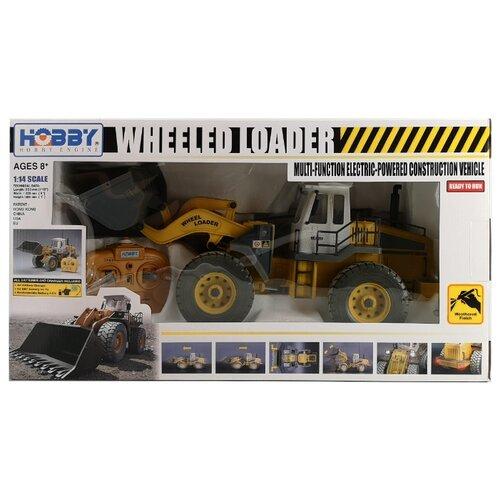 Купить Бульдозер ( 2, 4 ГГЦ ) HOBBY, Hobby Engine, Радиоуправляемые игрушки